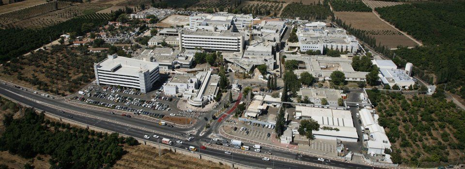 <b>Critical Care for a Critical Region</b> — Located just seven miles from the border with Lebanon, the hospital is often in the direct line of fire.