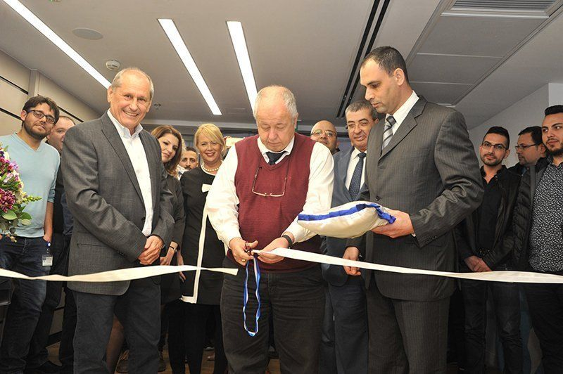 Official Opening Ceremony of the new Maxillofacial Center